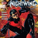 """Nightwing #1"" (Kyle Higgins, Eddy Barrows y otros, ECC Cómics)"