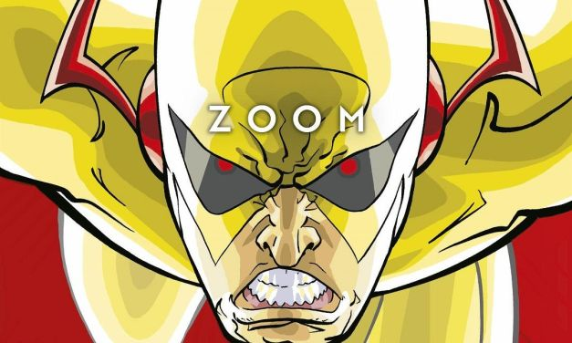 """Flash. Zoom"" (Geoff Johns, Scott Kolins y otros, ECC Cómics)"