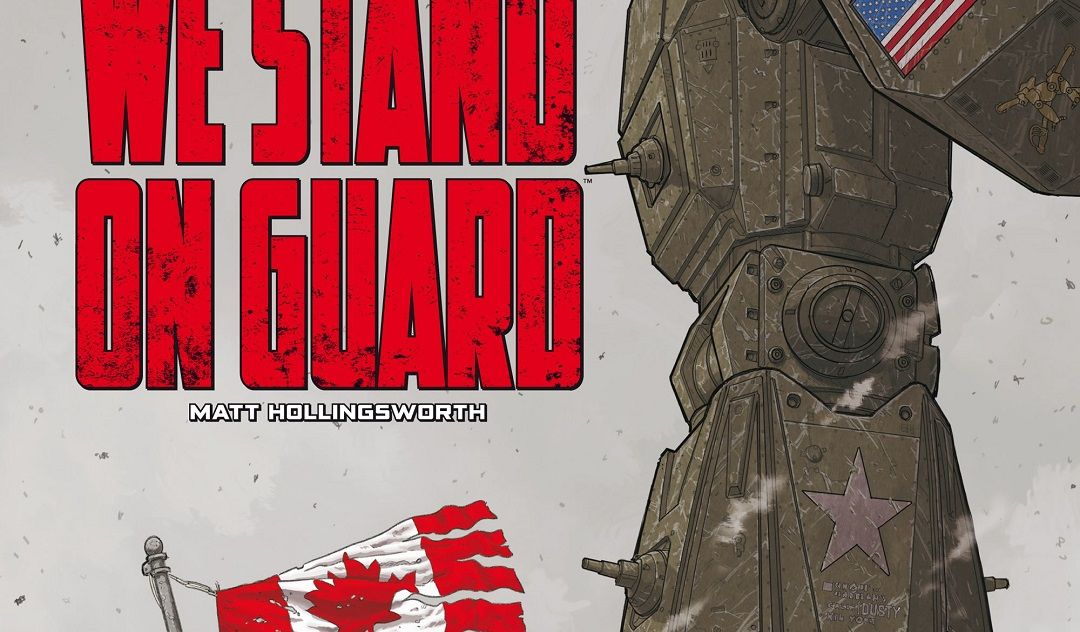 «We stand on guard» (Brian K.Vaughan y Steve Skroce, Planeta Cómic)