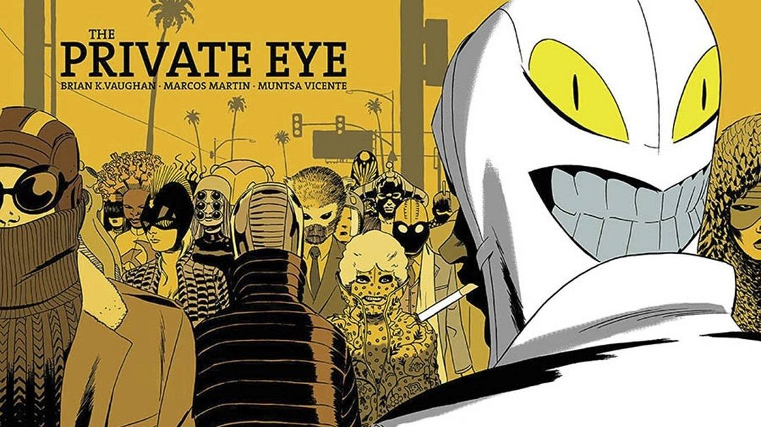 «The Private Eye» (Brian K Vaughan y Marcos Martin, Ediciones Gigamesh)