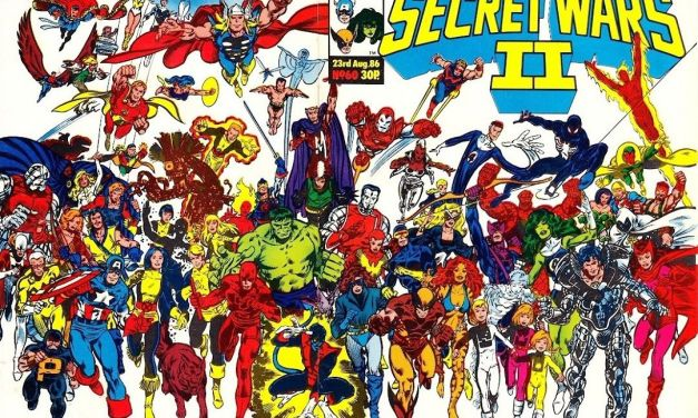 """Secret Wars II"" (Marvel Comics, 1985-1986)"