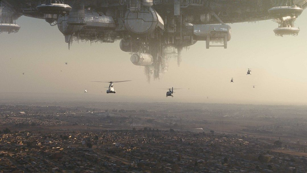 «Alive in Joburg» (Neil Blomkamp, 2005)