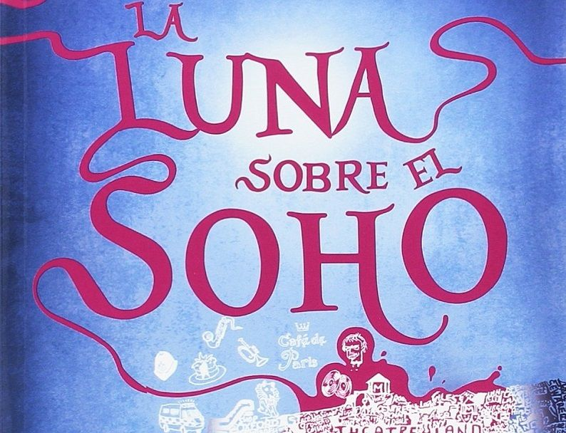 """La Luna sobre el Soho"" (Ben Aaronovitch, Oz Editorial)"