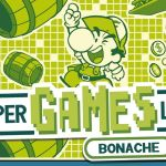 """Super Games Land"" (J.C. Bonache, Planeta Cómic)"