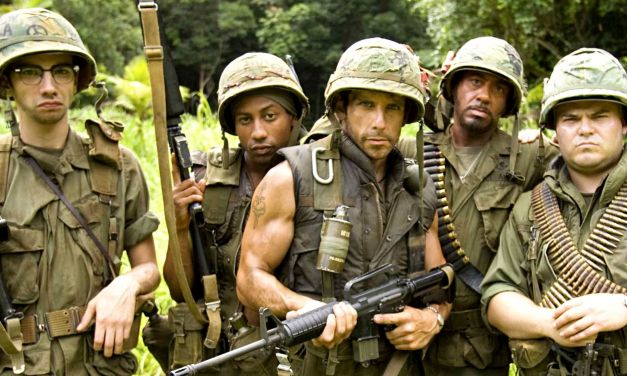 """Tropic Thunder"" (Ben Stiller, 2008)"