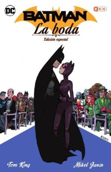 Batman: La Boda por Albert Monteys