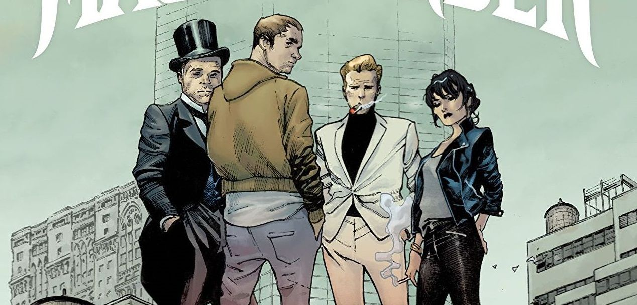 «The Magic Order #1» (Mark Millar y Olivier Coipel, Panini Cómics)