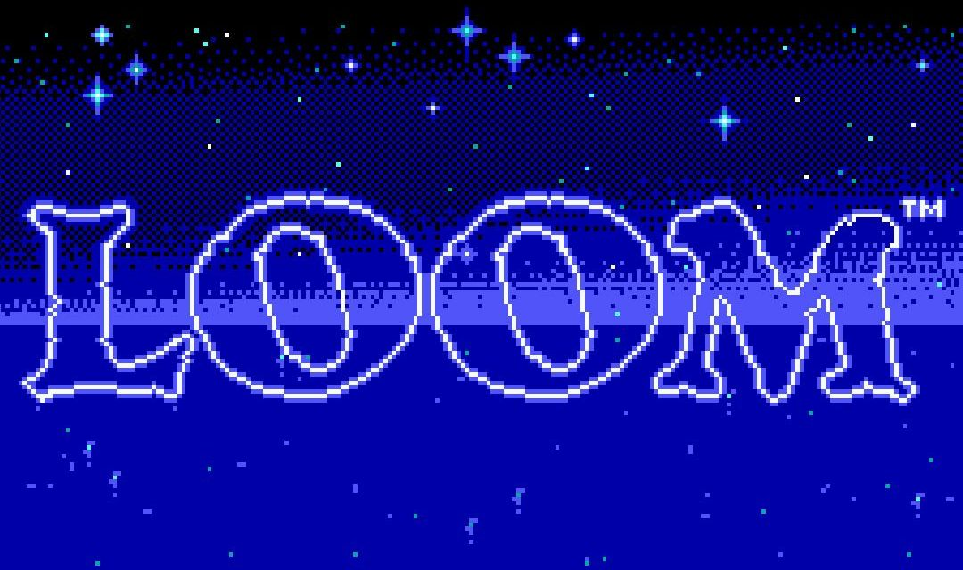 «Loom» (Brian Moriarty, 1990)