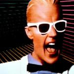 «Max Headroom» (George Stone, Annabel Jankel y Rocky Morton, 1985-1988)