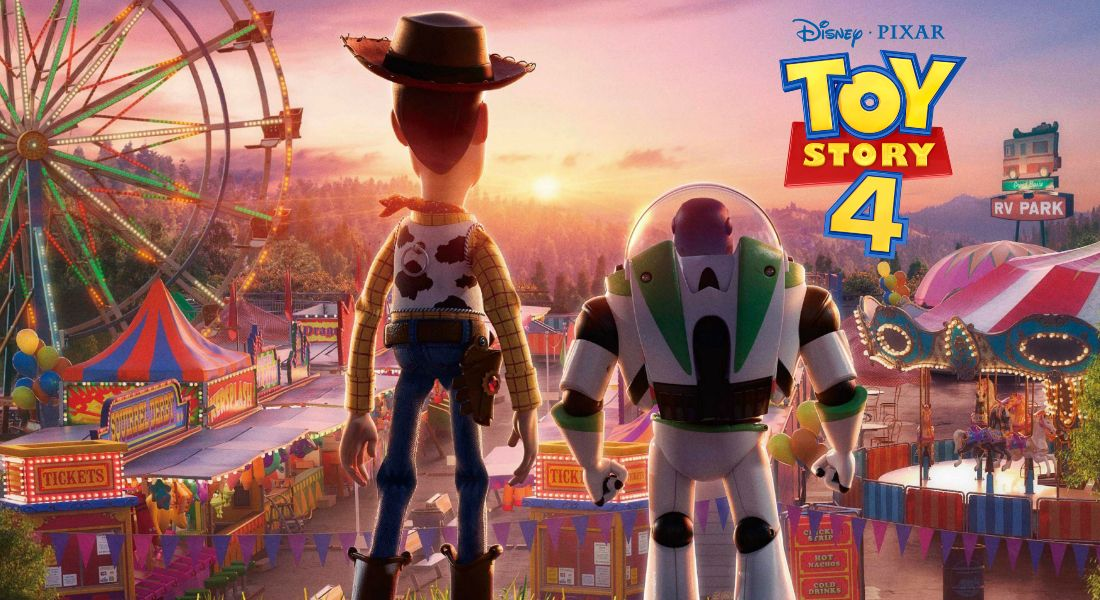 «Toy Story 4» (Josh Cooley, 2019)