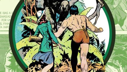 «Tarzan (1941-1943)» (Edgar Rice Burroughs y Burne Hogarth, Dolmen Editorial)