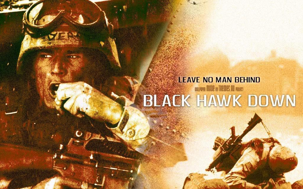 «Black Hawk derribado» (Ridley Scott, 2001)