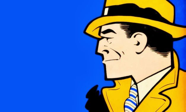 «Dick Tracy (1943-1945): Flattop el asesino» (Chester Gould, Dolmen Editorial)