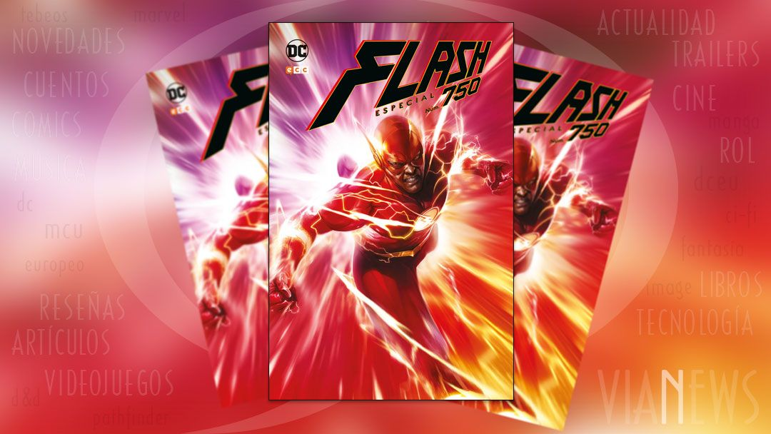 Especial Flash num. 750