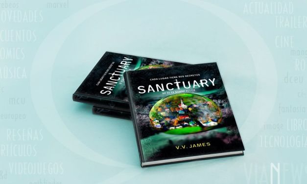 «Sanctuary» (V.V. James, Minotauro)