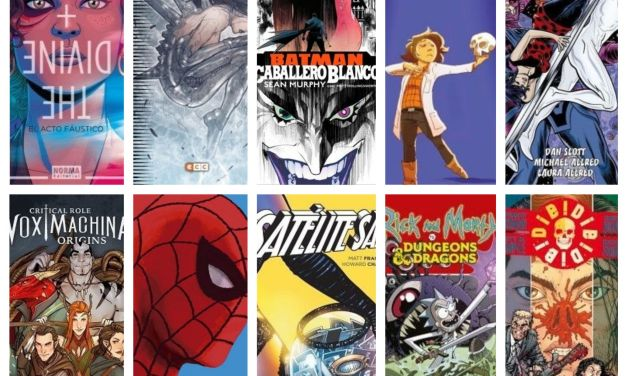 Top 10 de cómics de 2020