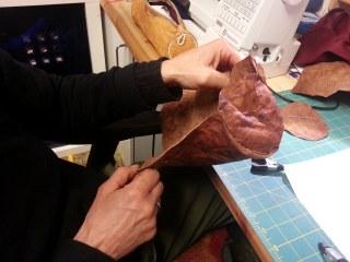 Via à la couture / Via sewing