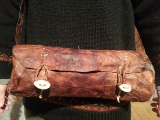 besace finie! /Finished bag!