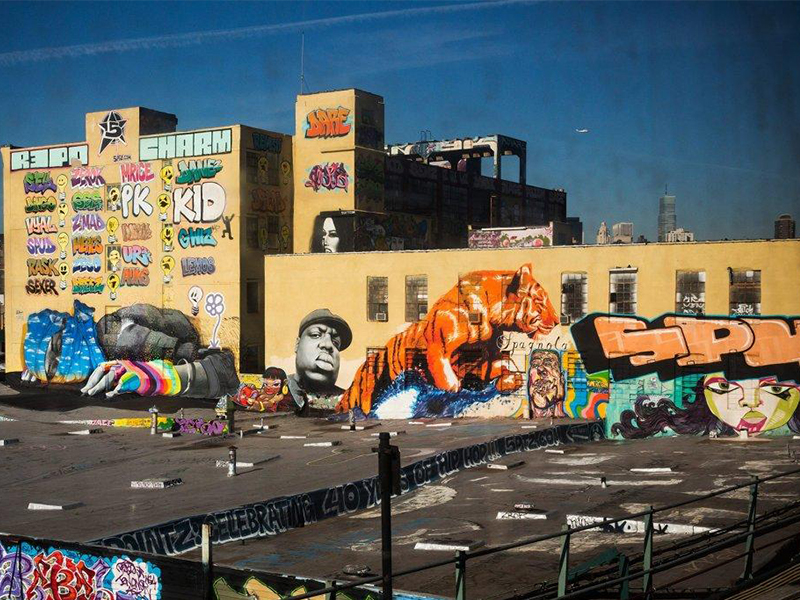 5 Pointz artists awarded damages for whitewashed art