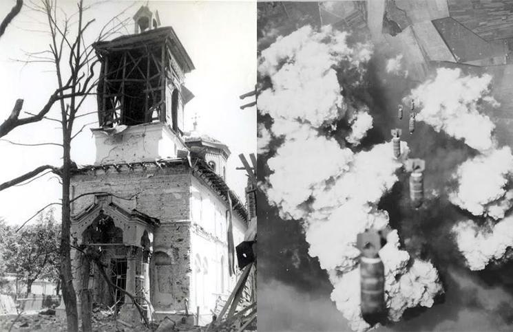 bombardamente aliate al doilea razboi mondial aprilie 1944