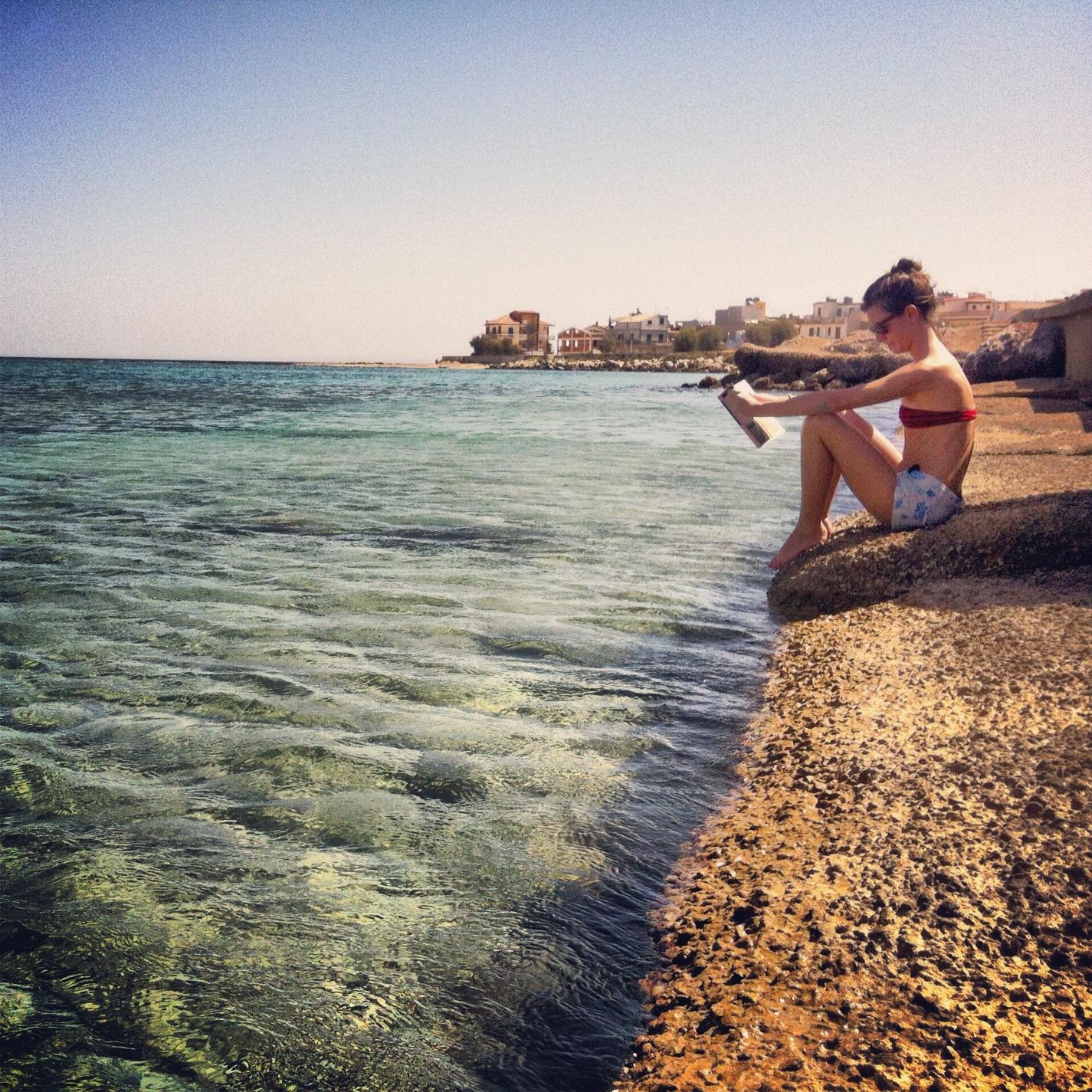 facile essere felici in Sicilia  Via che si va