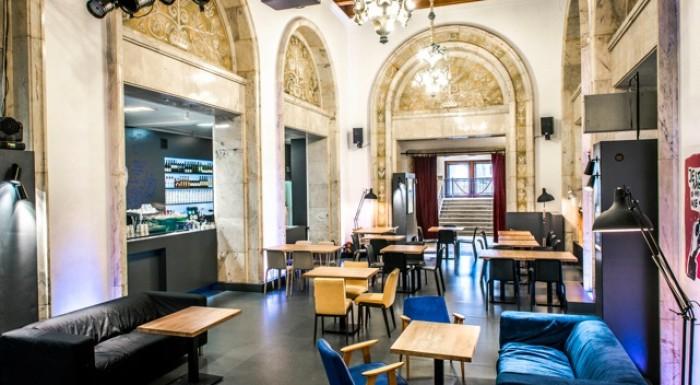 Bar Studio  Pubs and clubs  Warsaw  VIA City Map
