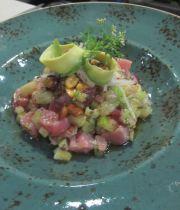 ceviche Gucina Oaxaca