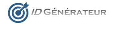 Logo ID Générateur