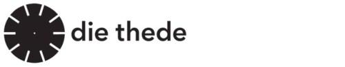 die thede logo mit schrift