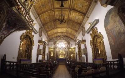 Os principais pontos turísticos de Ouro Preto
