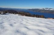View lake of Thoune