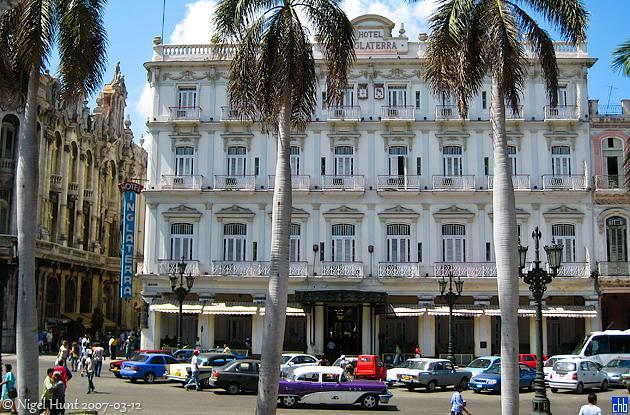 Hotel Inglaterra, Old Havana