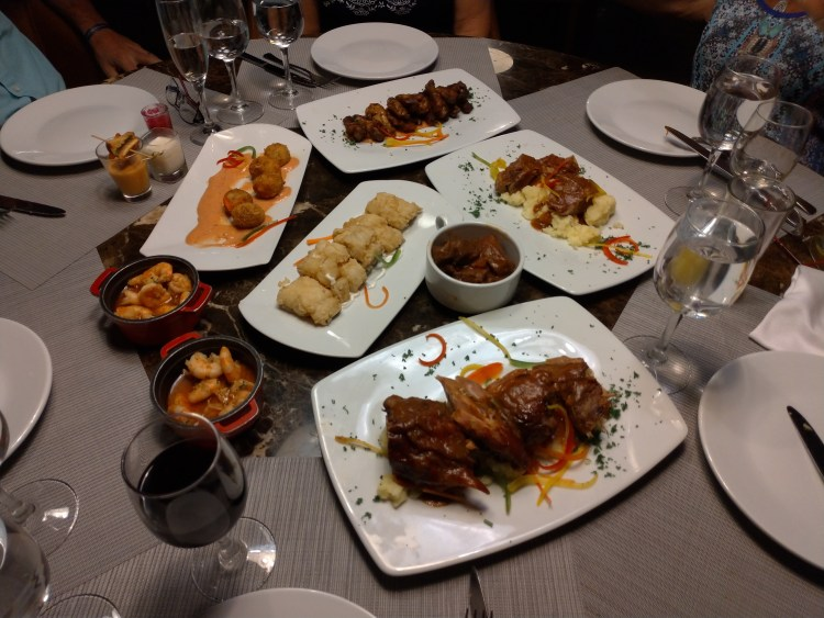 restaurante espanhol