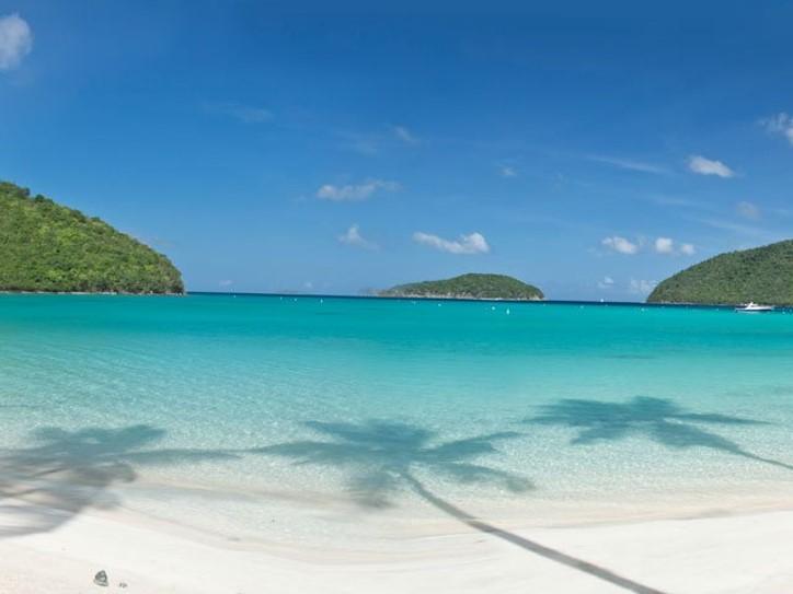 Maho Beach St John