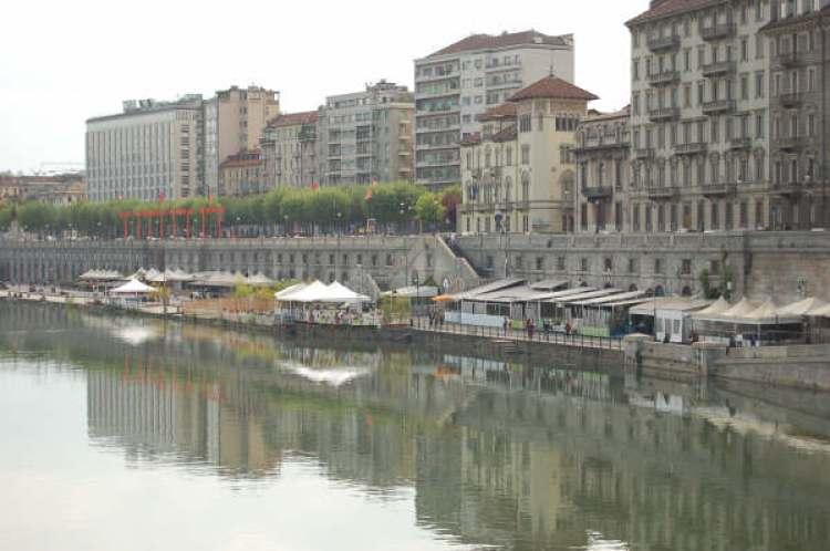 Murazzi, Torino