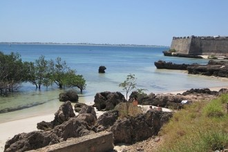 praia nautico ilha de moçambique