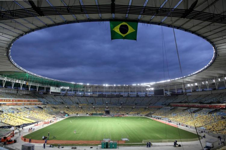 Foto: Erica Ramalho/Gov. do Rio de Janeiro. A final vai ser no Maracanã
