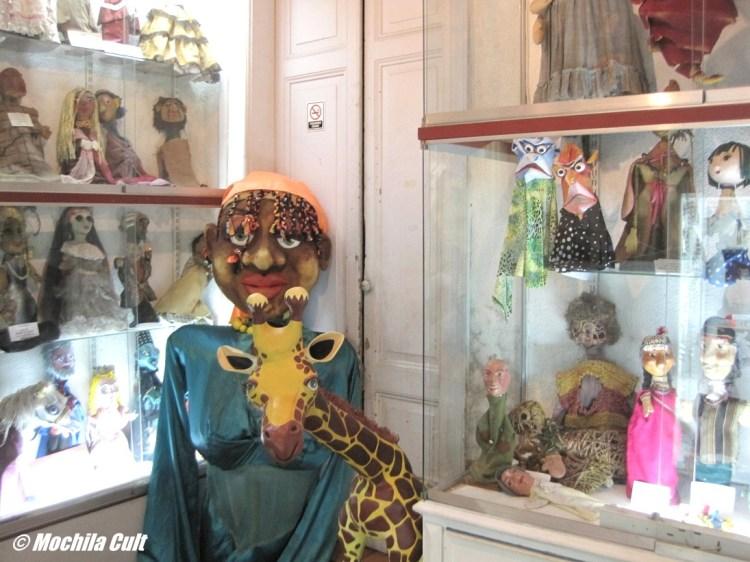 museu de fantoches buenos aires