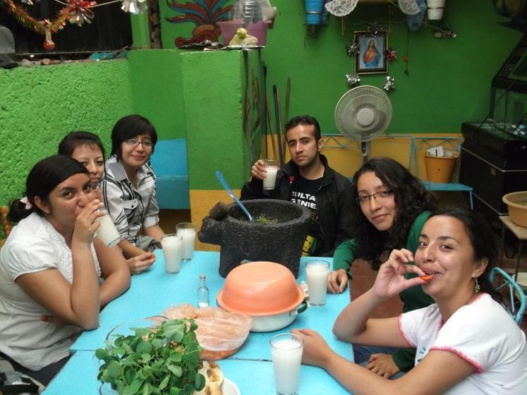 Tour do El Tinacal. Foto: divulgação