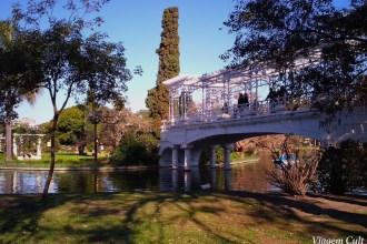 Rosedal, um belo lugar para curtir em Buenos Aires