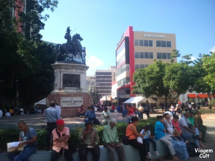 centro tegucigalpa