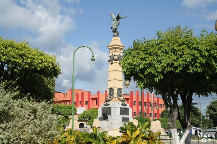Plaza La Libertad