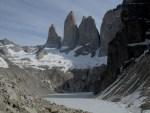 Trekking à base das Torres del Paine