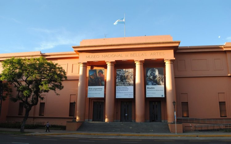 museu belas artes buenos aires