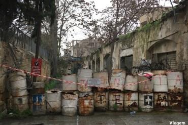 Nicósia, a última cidade do mundo dividida