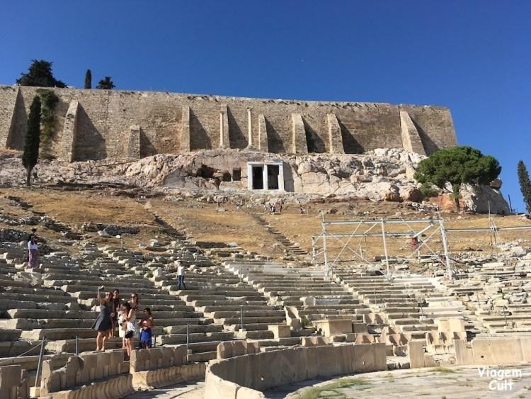 acropolis, atenas