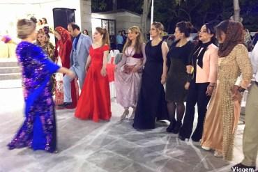 Um casamento curdo