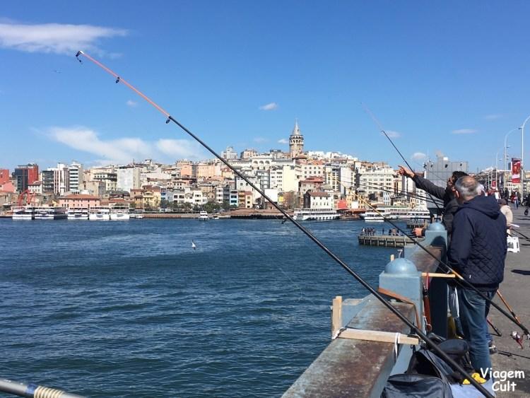 bosforo pescaria