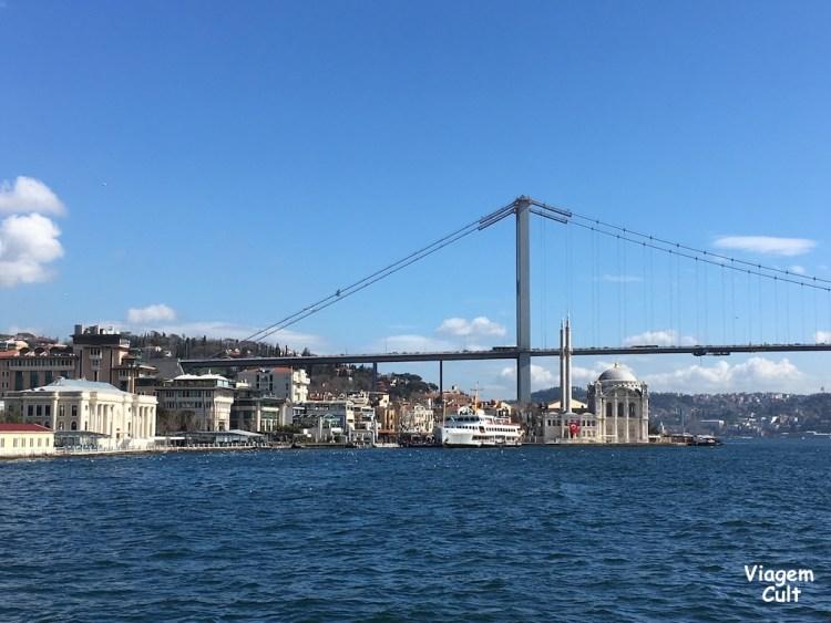 pontes bosforo istambul