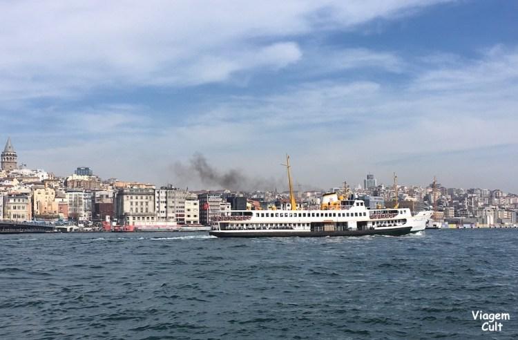 Bosforo, Istambul